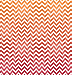 Zigzag pattern background retro vintage design vector image