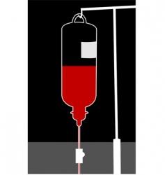 Blood transfusion vector