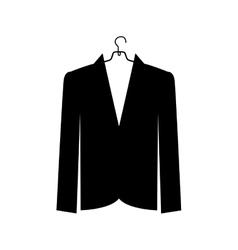 Jacket femenine icon image vector