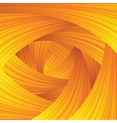 Abstract yellow bright background vector