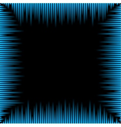 Waveform frame vector