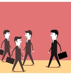 Buisness People vector image