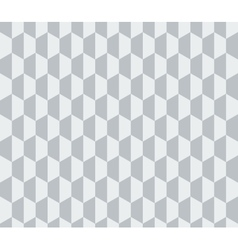 seamless background of colored hexagons vector image
