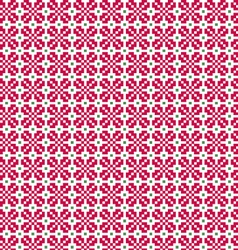 Nordic seamless geometric pattern vector