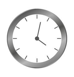 Clock icon school vector
