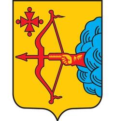 kirov Oblast vector image vector image