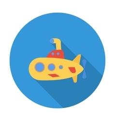 Submarine vector
