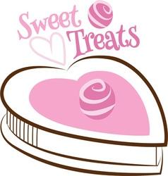 Sweet Treats vector image