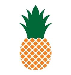 Ananas vektor icon4 vector image vector image