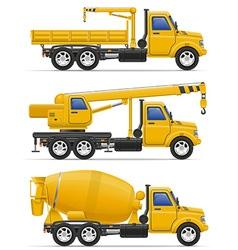 Cargo truck 24 vector