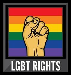 Lgbt rights2 vector
