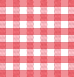 Red picnic vector