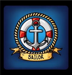 Sailor vector
