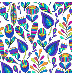 seamless pattern for design and decoration vector image