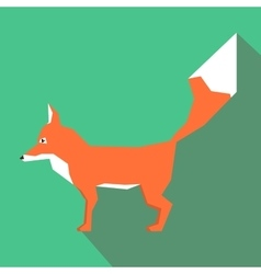 Geometric fox vector
