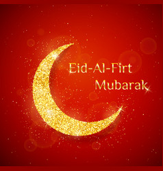Eid al firt background vector