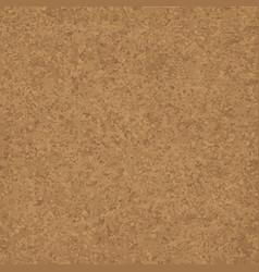 cork board background vector image vector image