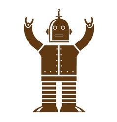 Robot vector