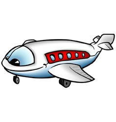 Airliner character vector