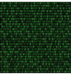code background vector image
