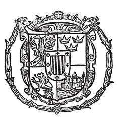 Cortes arms is in a recent survey of hispanic vector