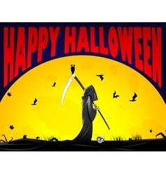 Grim reaper image vector