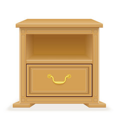 Nightstand 01 vector