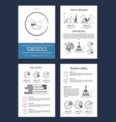 Statistics representation vector