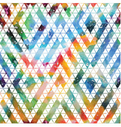 tribal galaxy seamless pattern vector image vector image