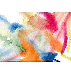 Bright pixel art vector image vector image