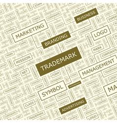 Trademark vector