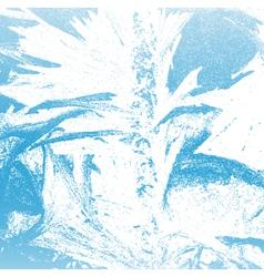 Frozen background vector image