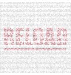 Reload code background vector