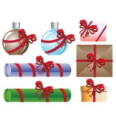 Original Gift Set vector image