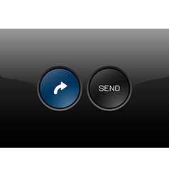 Send button vector