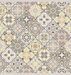 Abstract patterns in the mosaic set vector