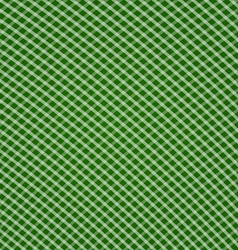 Green tartan pattern background vector