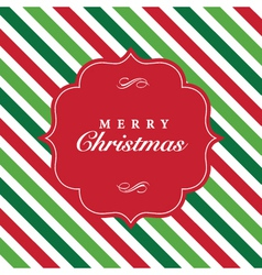Christmas Cover vector image