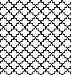 Islamic pattern seamless ornament vector