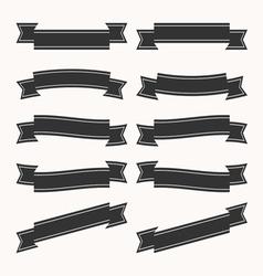 Ribbon2 vector image