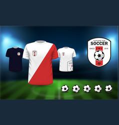 Football logos vector