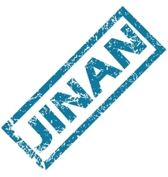Jinan rubber stamp vector