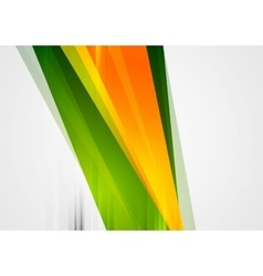 Bright colorful contrast background vector image