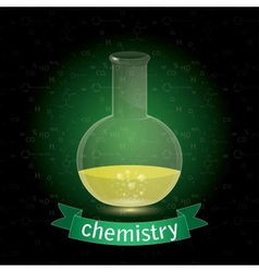 chemistry vector image vector image