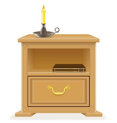 Nightstand 02 vector