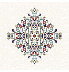 Ornate element for design vector