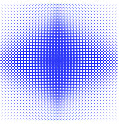 Abstract symmetrical halftone ellipse grid vector