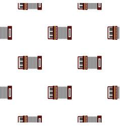 Harmonic pattern flat vector