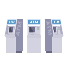 Set of the atms vector