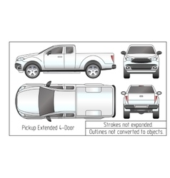 Car sedan and suv drawing outlines not converted vector